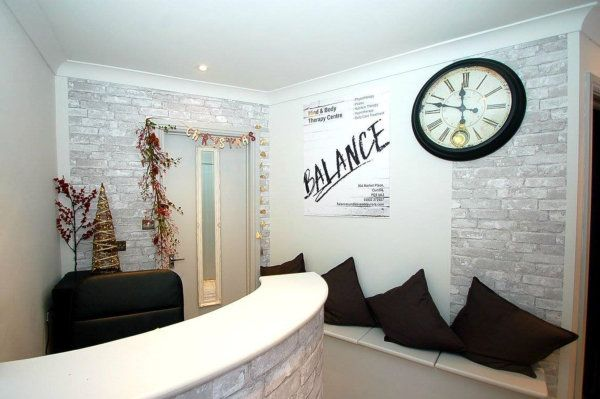 Balance – Mind & Body Therapy Centre