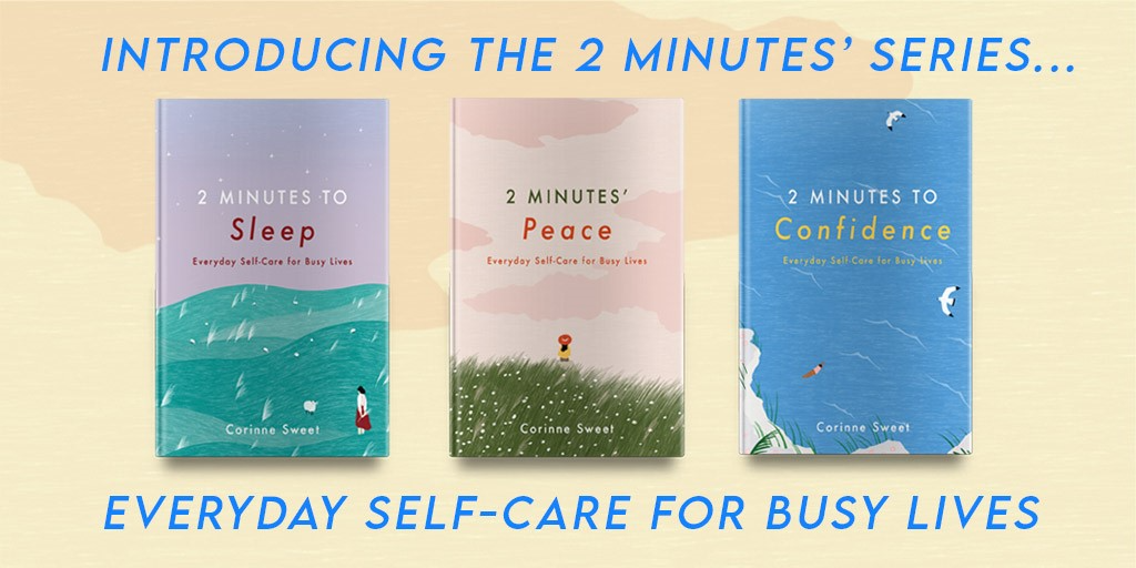 Corinne Sweet: Everyday Self-Care for Busy Lives