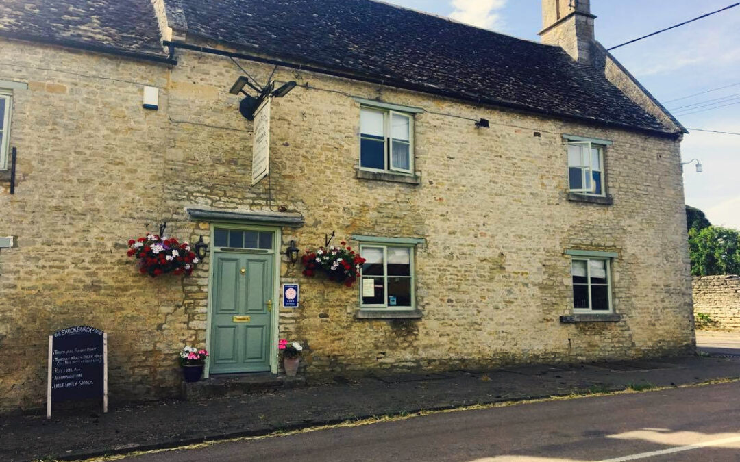 The Shuckburgh Arms – Stoke Doyle