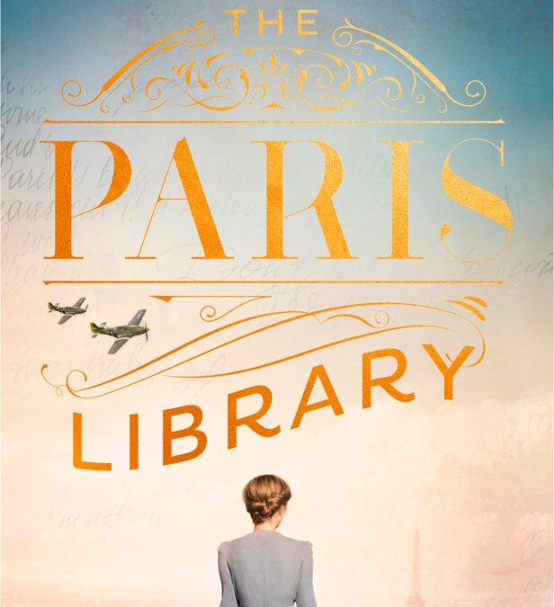 Janet Skeslien Charles: The Paris Library
