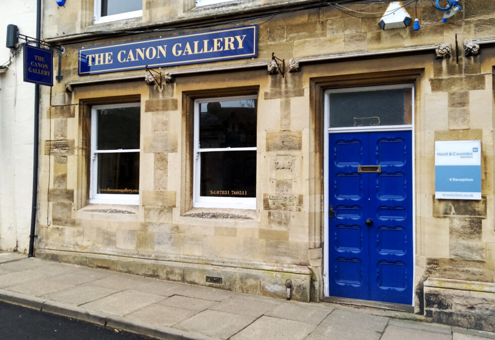 The Canon Gallery