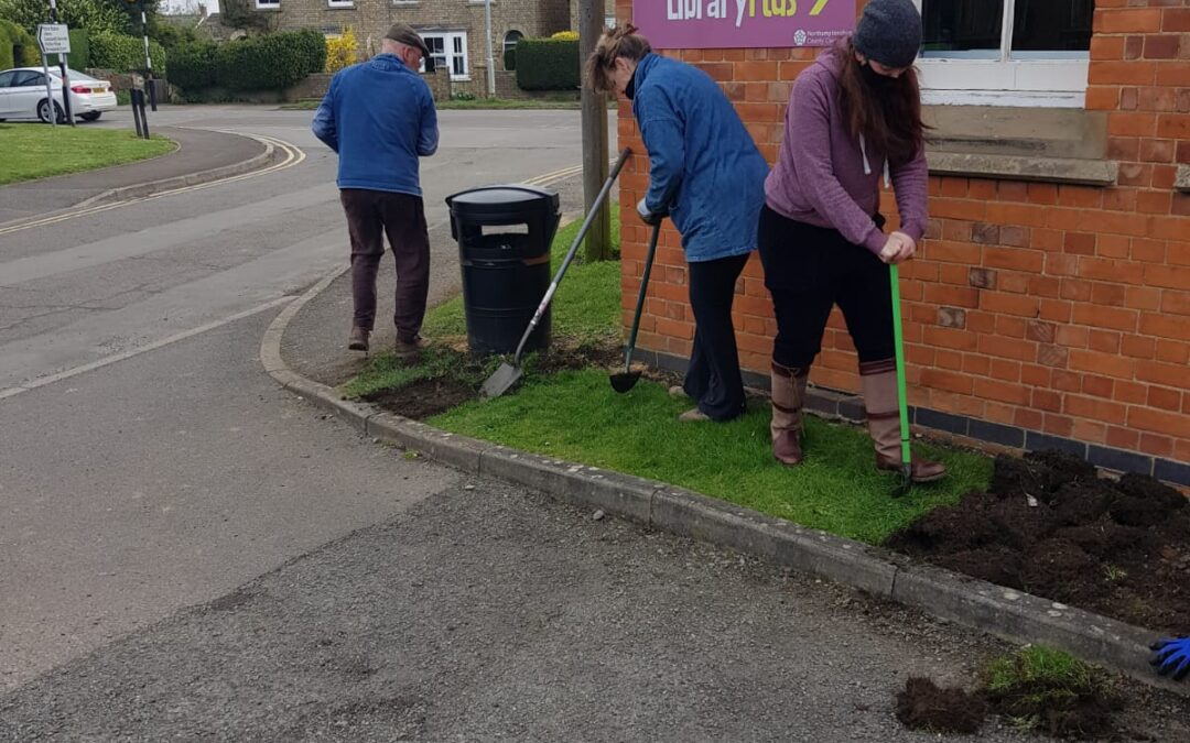 Blooming Oundle Community Gardening Group