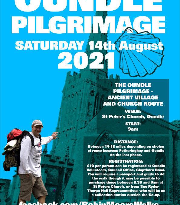 Oundle Pilgrimage Charity Walk